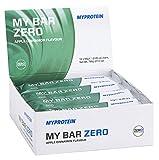MYPROTEIN - MY BAR ZERO - Cookies and Cream - 12 Riegel Box