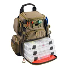 Wild River RECON Lighted Compact Tackle Backpack w 4 PT3500 Trays-Outdoor | Fish by Wild River