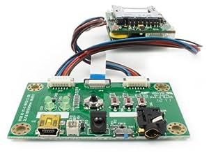 H.264 Mini DVR Board Module Including I/O Board