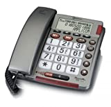 Amplicom Powertel 60 Plus Corded Phone