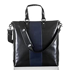 Lyle Tote<br>Black Kodiak