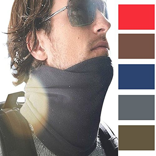 Cycling-Face-MaskWomail-Unisex-Double-faced-Outdoor-Sport-Dust-Wind-Winter-Fleece-Scarf-Neck-Warmer-Motorcycle-Bicycle-Filter-Anti-dust-Half-Face-Mask