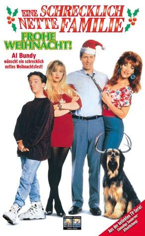 Eine schrecklich nette Familie: Frohe Weihnacht! [VHS]