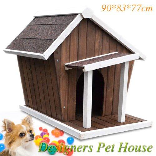【犬小屋 JLD001】 木製 小型犬から中型犬に おしゃれなペットハウス