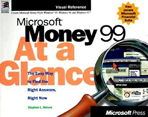 Microsoft Money 99 at a Glance