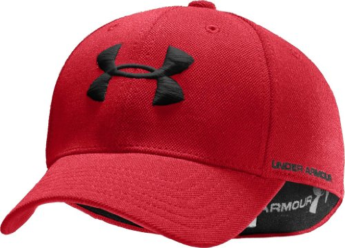 Men's Armour® Stretch Fit Cap Headwear by Under Armour