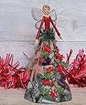 Gisela Graham Forest Fairy Tree Top D...