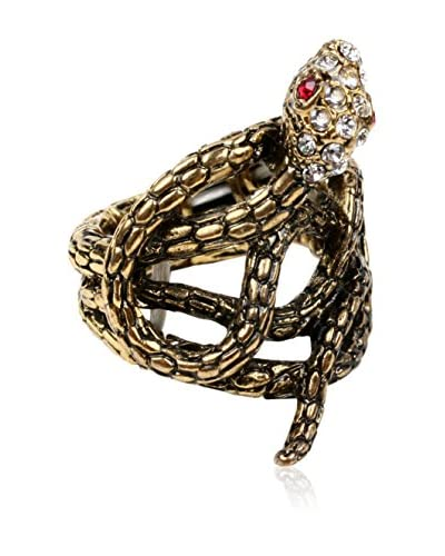 Amrita Singh Anillo Twisted Snake
