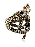 Amrita Singh Anillo Twisted Snake (Plateado)