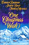 One Christmas Wish (Harlequin Historical, No. 531) (0373291310) by Carolyn Davidson