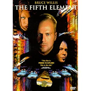 Amazon.com: The Fifth Element: Bruce Willis, Milla Jovovich, Gary ...