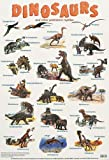 Dinosaurs (Laminated posters)