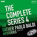 Baldi: Series 4 Radio/TV Program by Simon Brett, Bill Murphy, Andrew Martin, Martin Meenan, John Murphy, Francis Turnly Narrated by David Threlfall, Tina Kellegher, T.P. McKenna