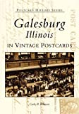 img - for Galesburg, Illinois in Vintage Postcards (Postcard History Series) book / textbook / text book
