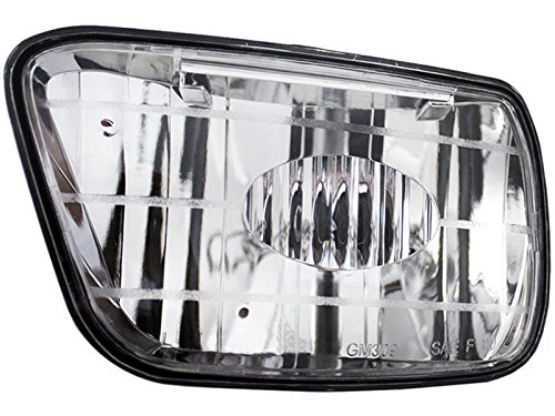 Chevy Trailblazer 02 03 04 05 06 Fog Light Foglight Lh (04 Chevy Fog Lights compare prices)