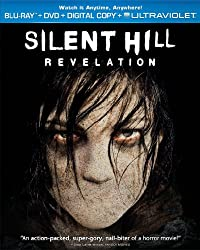 Silent Hill: Revelation (Two-Disc Combo Pack: Blu-ray + DVD + Digital Copy + UltraViolet)