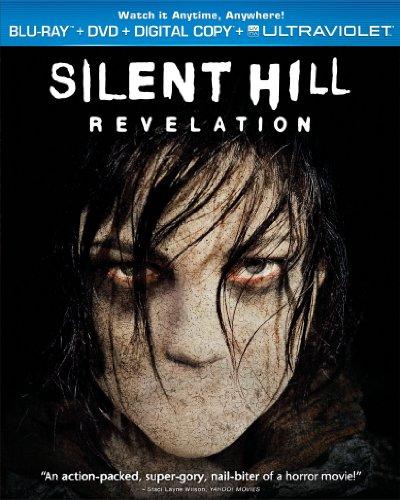 Silent Hill: Revelation (Blu-ray + DVD + Digital Copy + UltraViolet)