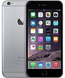 【米国正規品】SIMフリー iPhone 6 Plus アップル Apple 5.5インチ 1080P 光学手ブレ補正 (128GB, スペースグレイ Gray)
