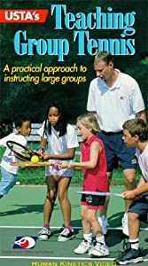 Teaching Group Tennis [VHS]