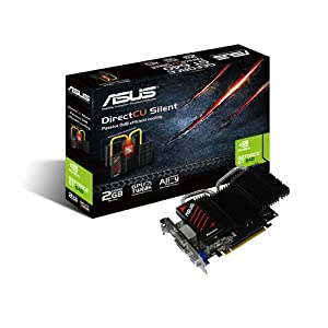 ASUS 2 GB DDR3 Graphics Card GT640 DCSL 2GD3