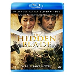Hidden Blade [Blu-ray + DVD]