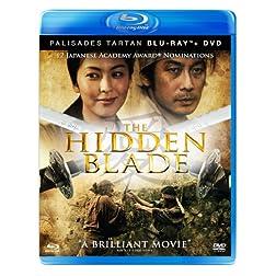 Hidden Blade [Blu-ray + DVD]