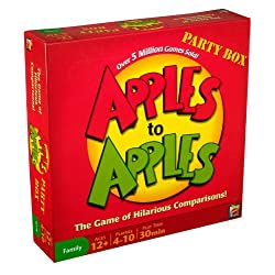 [Best price] Games - Apples to Apples Party Box - The Game of Crazy Combinations (Family Edition) - toys-games