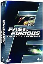 Fast & Furious Coleccion 7 peliculas [DVD]