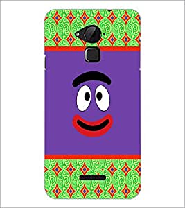 PrintDhaba Cartoon D-3311 Back Case Cover for COOLPAD NOTE 3 LITE (Multi-Coloured)