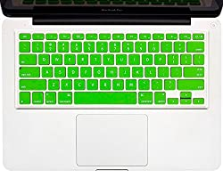 Heartly Premium Soft Silicone Keyboard Skin Crystal Guard Protector Cover For MacBook 13