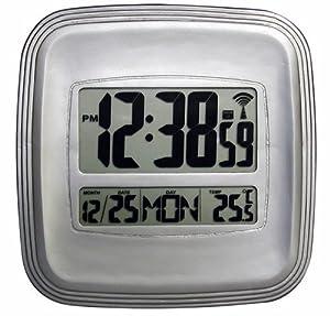 audiosonic big display alarm clock instructions