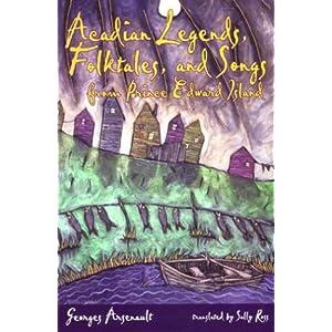 acadian legends  folktales