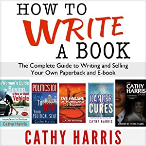 How to Write a Book Audiobook