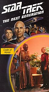 Star Trek - The Next Generation, Episode 4: Code Of Honor [VHS]