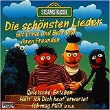Sesamstrasse - Die schönsten Lieder mit Ernie, Bert und ihren Freunden
