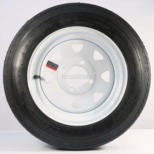 Trailer Tire + Rim 4.80-12 480-12 4.80 X 12 12