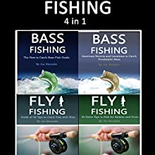 Fishing: Guide of Fly Fishing and Bass Fishing Tips for Beginners and Advanced Anglers | Livre audio Auteur(s) : Joe Steender Narrateur(s) : Dave Wright