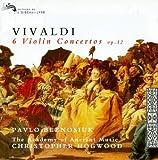Vivaldi: 6 Violin Concertos Op.12 / Hogwood & Beznosiuk