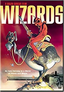 "Cover of ""Wizards"""