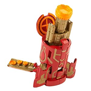 Bakugan Battle Gear Zukanator (Colours May Vary) Gundalian Invaders