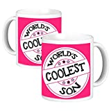 ToduGift World Coolest Son Ceramic Mug