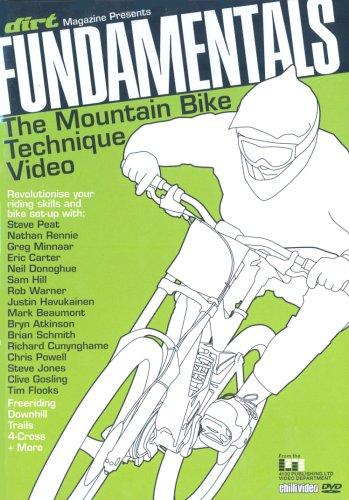 Fundamentals - the Mountain Bike Technique Video [DVD]
