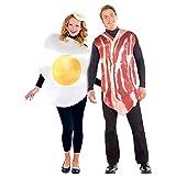 """Kostüme ... Fasching Verkleidung """"Breakfast SPIEGELEI und SPECK"""" Das Pärchen Kostüm"""
