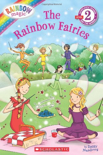 The Rainbow Fairies (Scholastic Reader Rainbow Magic - Level 2), Buch