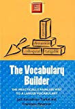 The Vocabulary Builder: The Practically Painless Way to a Larger Vocabulary (Study Smart Series) (0299192040) by Kesselman-Turkel, Judi