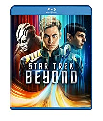 Star Trek Beyond (Blu-ray + Digital Download) [2016]