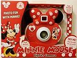 Minnie Mouse Flippics Disney Camera