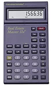 calculated industries 3235 real estate master iix home improvement