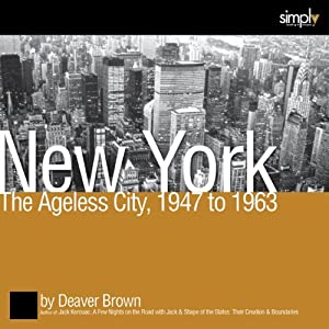 New York: The Ageless City Audiobook