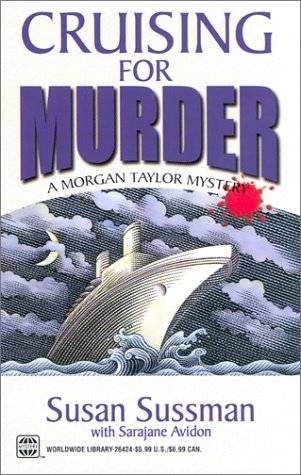 Image for Cruising For Murder (Worldwide Library Mysteries)